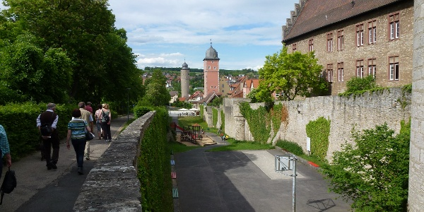 Stadtbefestigung in Ochsenfurt