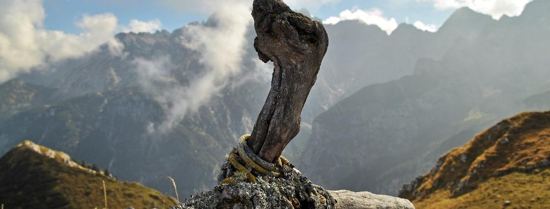 Gipfelkreuz Stuibenkopf