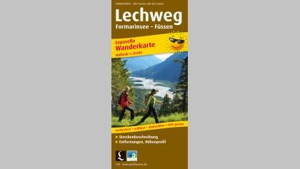 Lechweg, Formarinsee - Füssen