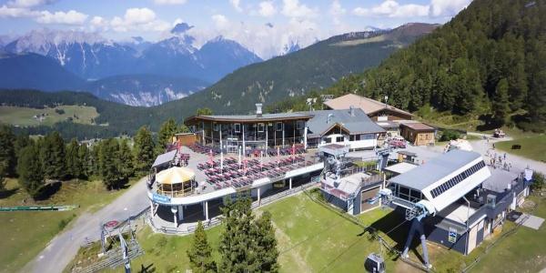 Panoramarestaurant Hochoetz
