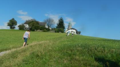 Wanderweg Kollmitzberg
