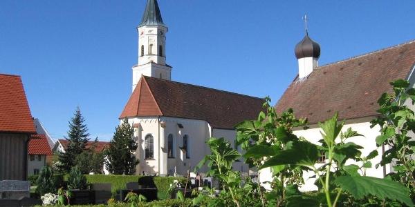 Kirche St. Martin Oberrieden