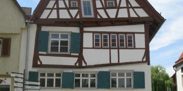Lammtor / Fachwerkhaus Kasernengasse 1