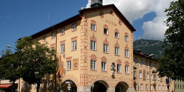 Rathaus in Partenkirchen