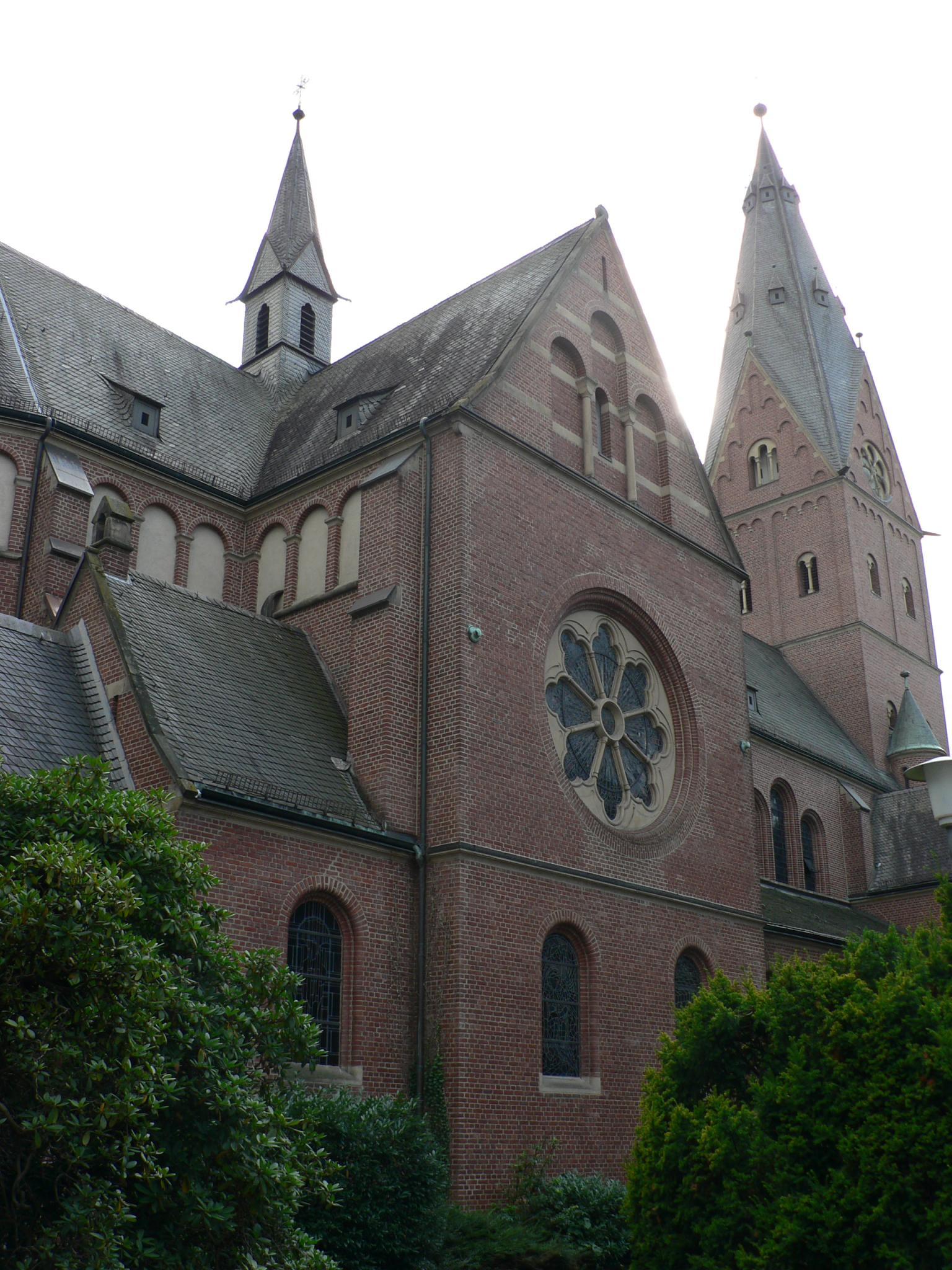 St Pankratius Kirche