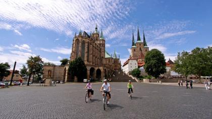Domplatz, Erfurt