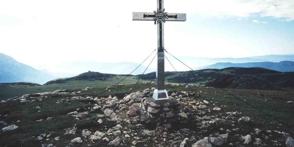 Gipfelkreuz am Windberg