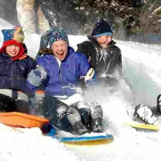 Fotolia_Fun in Snow@Marzanna Syncerz