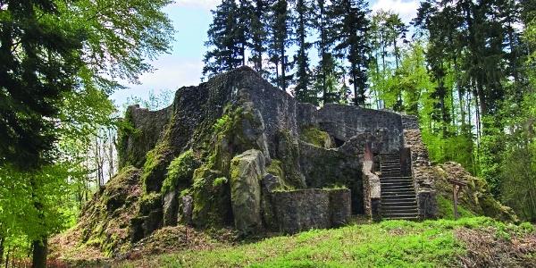 Ruine Keppenburg