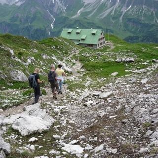 Mindelheimerhütte