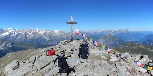 Mont Rogneux,  3084m