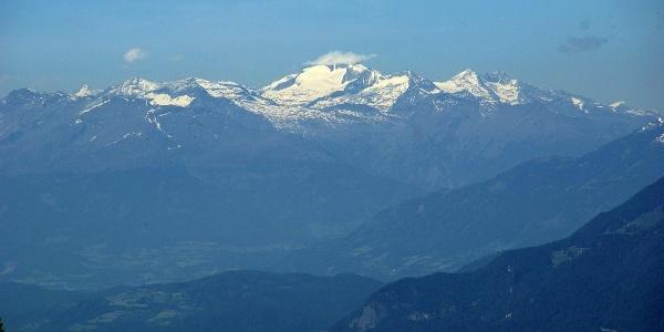 Blick zur Hochalmspitze in den Hohen Tauern