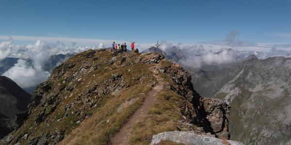Napfspitz (2888 m)