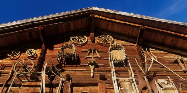 Bauernhaus bei Döllach
