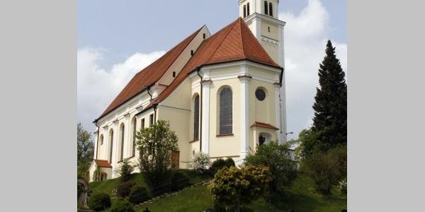 St. Georg in Kirch-Siebnach