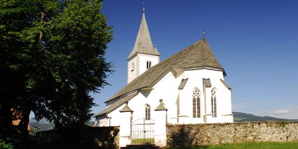 Gräbern - Kirche