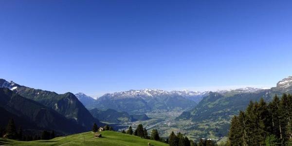 Silum oberhalb von Triesenberg