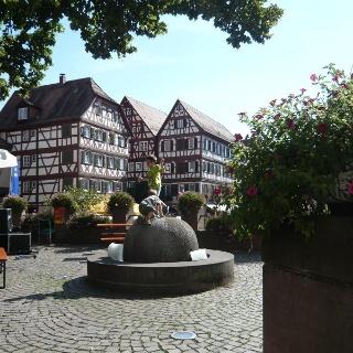 Historische Altstadt von Mosbach