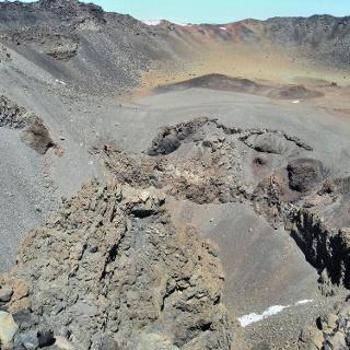 Krater des Pico Viejo