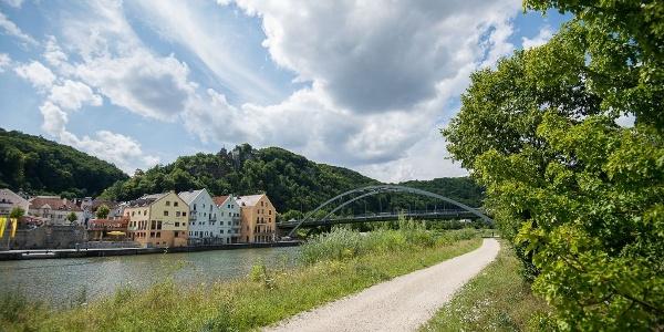 Drei-Burgen-Stadt Riedenburg