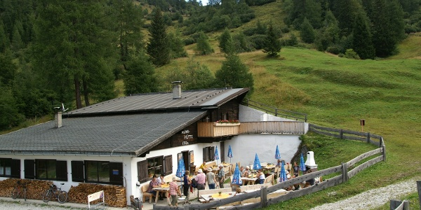 Truna Hütte in Trins, Wipptal