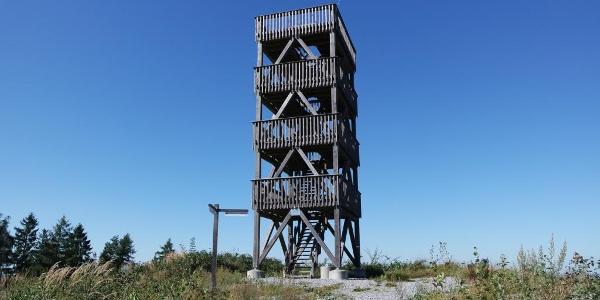 Aussichtsturm Ebberg in Balve-Eisborn