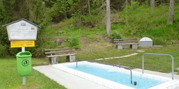 Wassertretstelle Horgen