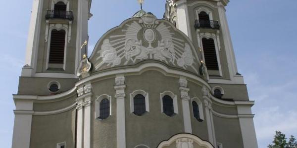 Stadtpfarrkirche St. Peter und Paul in Lindenberg