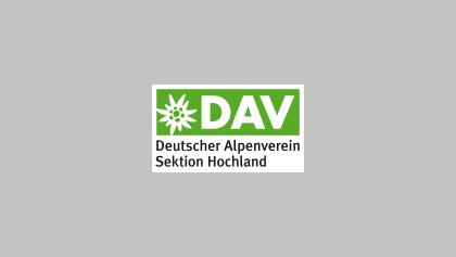 DAV Sektion Hochland Logo