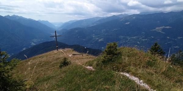 Val del Chiese da Cima Durmont