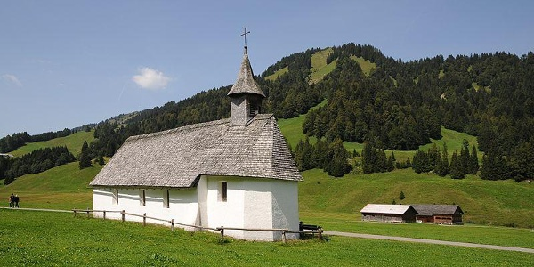 Kapelle in Schönenbach