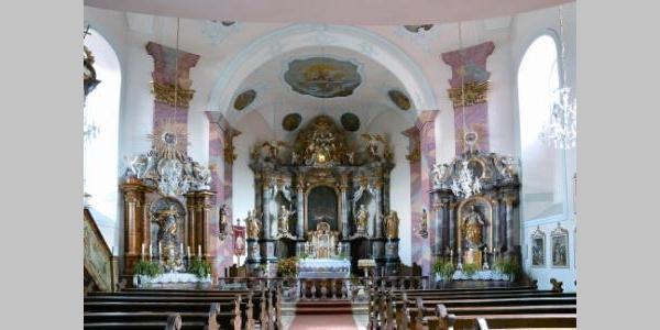 Elsenfeld Alte Dorfkirche
