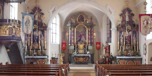 St. Stephans Kirche Nöggenschwiel