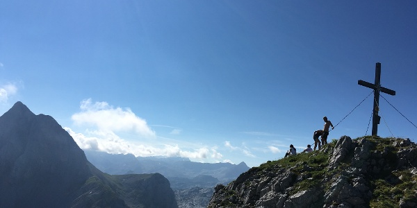 Seehorn - Gipfel