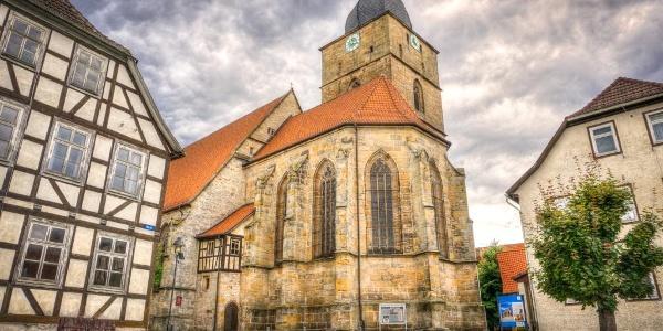 Marienkirche - Heldburg