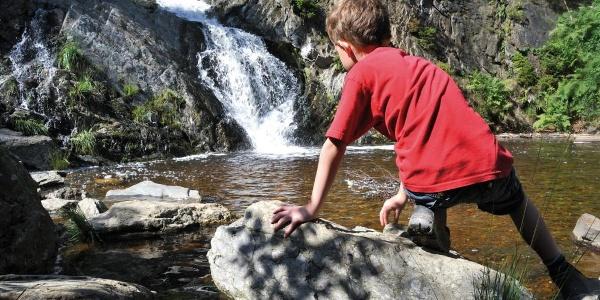 Wasserfall Bayehon