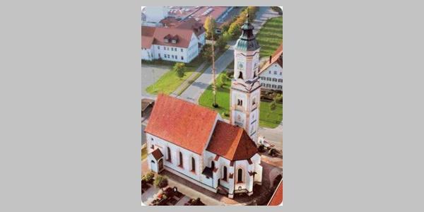 Kirche St. Stephanus, Haselbach