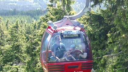 Kabinenbahn am Wurmberg