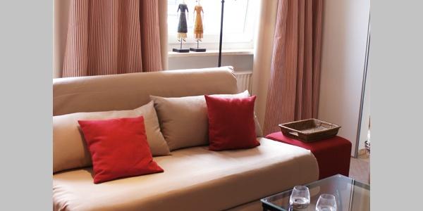 Boarding Suite Wohnbereich