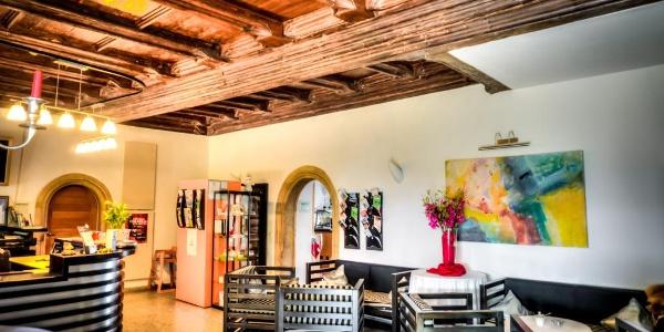 Lobby - Schlosshotel Eyba
