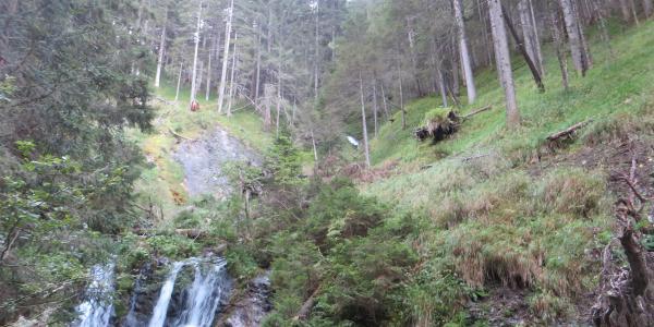 Am Bretterwandbach