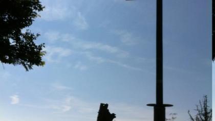 Gipfelkreuz am Knogl