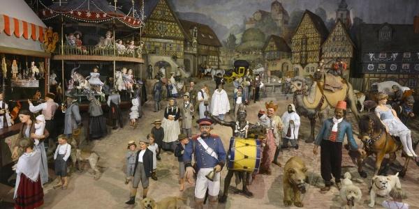 Thüringer Kirmes - Spielzeugmuseum Sonneberg
