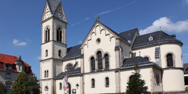St. Stephan - Sonneberg