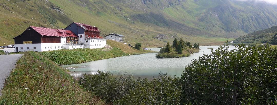 Alpengasthof Zeinisjoch