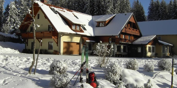 Saualpe - Gießlhütte