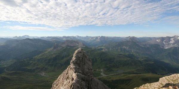 Widderstein Gipfel