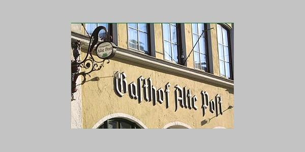 Braugasthof Alte Post