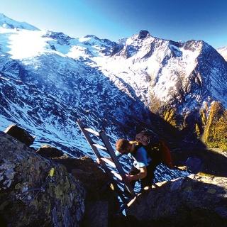 Klettersteig Mittaghorn