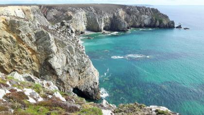 Blick auf den Pointe de La Travelle 2